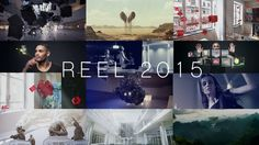 My new showreel 2015!  My website: http://www.mirankevic.com/