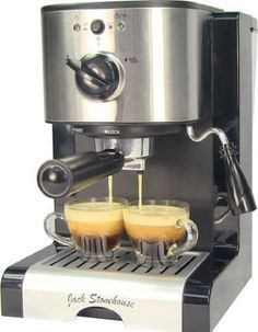 Jack Stonehouse 15 bar Espresso and Cappuccino Coffee Maker Machine