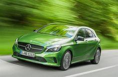 Mercedes Classe A et B : l'hybride rechargeable en approche