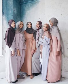 Look out for our upcoming hijab tutorials to teach you how to style your hijab at work, university, whilst playing sports, at a wedding, graduation or prom! Abaya Fashion, Modest Fashion, Fashion Outfits, Fashion Ideas, Muslim Women Fashion, Islamic Fashion, Womens Fashion, Hijab Style, Hijab Chic