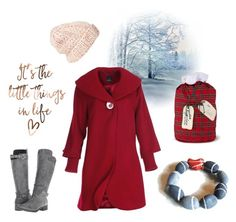 Winter magic by sognoametista on Polyvore featuring moda, Rocket Dog, Free People and Improvements