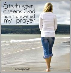 Waiting on God when He has not answered our prayers is one of the hardest places to be. There are times when we pray with everything in us and we so need God to intervene and yet, nothing changes. Status quo. Silence. Or the need gets even greater. At first, it's easy to pray and …