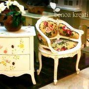 Custom Furniture Indonesia   |   Artistic • Painted • Rustic • Antique: CHIC VINTAGE