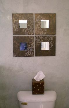 Another Photo Of The Diy With Ikea Malma Mirrors And Some Silver - Beautiful diy ikea mirrors hacks to try