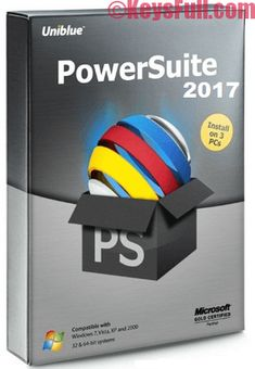 Uniblue PowerSuite 2017 4.5.1.0 Serial Key is Here!