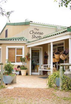 Overberg / Hermanus: Klein River Cheese Factory - cheese tasting, picnic , Western Cape, South Africa (Südafrika)