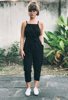 Winter Fashion Trends 2020 for Casual Outfits Trendy Summer Outfits, Cool Outfits, Casual Outfits, Cute All Black Outfits, Outfit Summer, Fashion Mode, Womens Fashion, Mom Fashion, Fashion Weeks