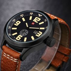 Click visit to buy Cool Watches, Watches For Men, Men's Watches, Military Army, Sport Man, Luxury Branding, Omega Watch, Clock, Wristwatches