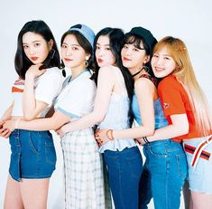 "Red Velvet is a South Korean girl group formed by SM Entertainment. The group debuted on August with the digital single ""Happiness"" and four group members: Irene, Seulgi, Wendy and Joy. Red Velvet Joy, Red Velvet Irene, Black Velvet, Red Velvet Wendy, Seulgi, Kpop Girl Groups, Kpop Girls, Korean Girl Groups, Velvet Wallpaper"