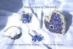Ocean Heart, Brooch Bouquets, Titanic, Facebook, School, Inspiration, Collection, Jewelry, Biblical Inspiration