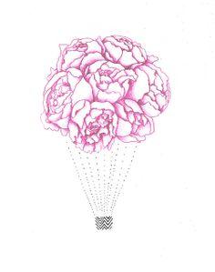 Di Katsko roses tattoo. Very cool, shows a love of mature and travel-- free spirit!