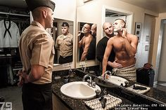 14 Stunning Photos of LGBT Military Personnel | Advocate.com