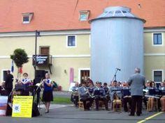 Festival Fadrhonsova Dobrovice /Harmonie 1872 Kolín/ - Serenáda pro flét... Street View, Outdoor Decor, Musik