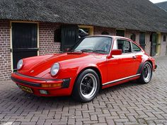 My favorite year for the 911. 1986 Porsche 911 3.2, Carrera Coupe