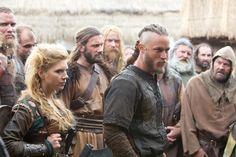 Lagertha & Ragnor FB Vikings