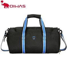 OIWAS 2 Color Fashion Large Capacity Polyester Waterproof Luggage Handbag Travel Zipper Bag Portable Shoulder Bag top popular