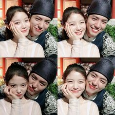 Find images and videos about kdrama, park bo gum and kim yoo jung on We Heart It - the app to get lost in what you love. Korean Actresses, Korean Actors, Korean Dramas, Love In The Moonlight Kdrama, Kim Yoo Jung Park Bo Gum, Park Bo Gum Wallpaper, Kim You Jung, Park Bogum, Couple