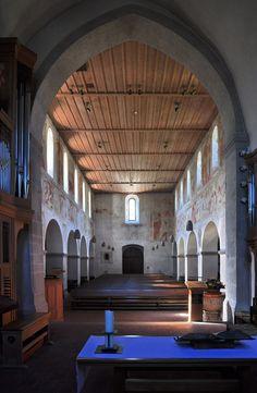 Reformierte Kirche St. Arbogast, Winterthur