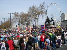 London Marathon Wimbledon Tennis, London Marathon, Beer Festival, Wikimedia Commons, Dolores Park, Mad, Bucket, Tours, Events