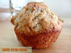 Butter Pecan Muffins http://www.texasstaycations.com/texas-home-cooking---butter-pecan-muffins.html