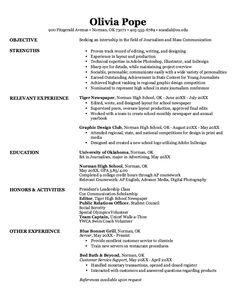 example of freshman resume http exampleresumecv org example of