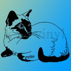 Cat Decals For Walls Wall Decals CATS IN A TREE Vinyl Surface - Vinyl decal cat pinterest