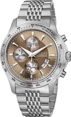 YA126213 - Authorized Gucci watch dealer - Mens Gucci Timeless Chrono XL, Gucci watch, Gucci watches