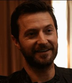 richard armitage on instagram -...the way he laughs while he talks....;)