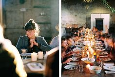kinfolk dinner by leo patrone