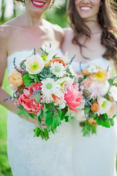 Gorgeous bouquet  Photo by Matthew Moore Photography