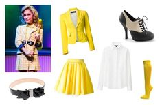 """Heather McNamara - Heathers"" by buffyblogs on Polyvore"