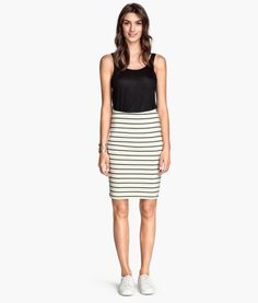 Pencil Skirt | Product Detail | H&M