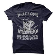 Whats Good For Me - #shower gift #small gift. PRICE CUT  => https://www.sunfrog.com/Movies/Whats-Good-For-Me.html?id=60505