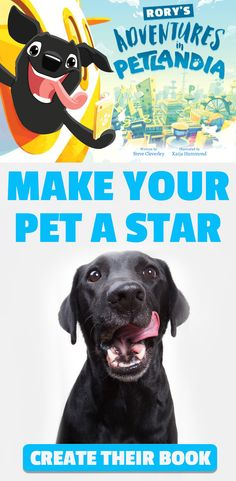 Create. Personalise. Share. Make them feel special with a unique story book. The perfect personalised gift for any pet lover!