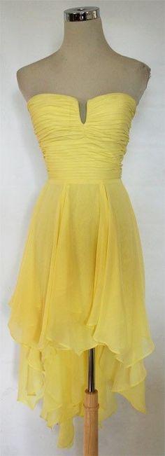 Golden Sun Dress