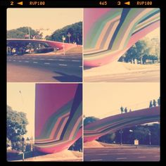 #bridge #art #argentina #Buenosaires  - @gachimaya | Webstagram