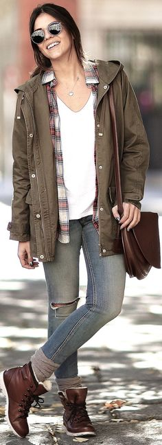 Urban Fall Outfit by Trendy Taste