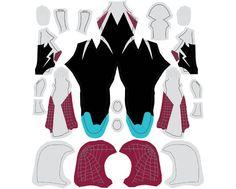 Gwen Stacy Spider (Spider-Girl) 5'4