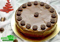 Toffifee cake