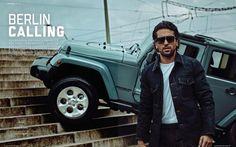 Male Fashion Trends: Elyas M'Barek para GQ Alemania Octubre 2015