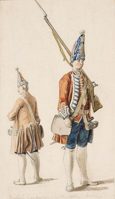 Magraner anglès s. XVIII.