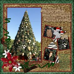 Christmas Decorations - MouseScrappers.com