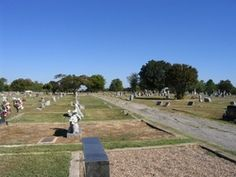 Oak Wood Cemetery  Also known as: Whitesboro Cemetery  Whitesboro  Grayson County  Texas  USA