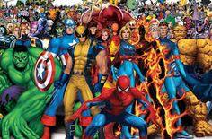 Resultat d'imatges de super heros