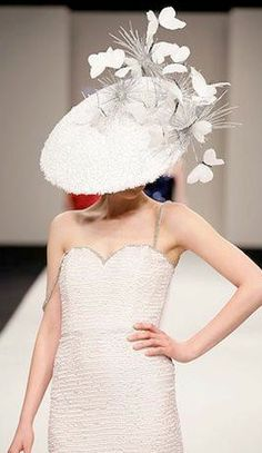 Hat by Meredith McMaster