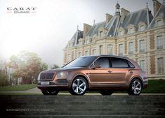 Bentley Bentayga Carat Duchatelet