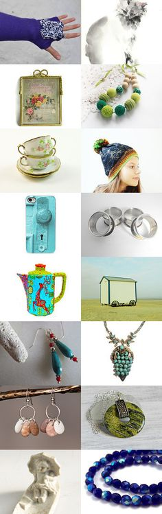 Eclectic Friday! by Untried on Etsy--Pinned with TreasuryPin.com