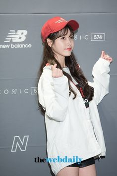 "IU 180315 ""Dazed×New balance 574"" Grey Launching Party"
