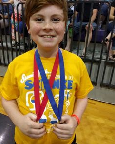 Fencer Elli also taking home some medals at the Cumberland County Science Olympiad!