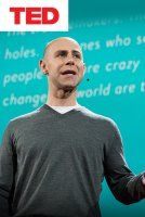 """How do creative people come up with great ideas? Organizational psychologist Adam Grant studies """"originals"""": thinkers who dream up new ideas and take action to put them into the world. In this talk, learn three unexpected habits of originals Best Ted Talks, Adam Grant, Girly, Starting A Business, Bestselling Author, Workplace, Leadership, Education, The Originals"""